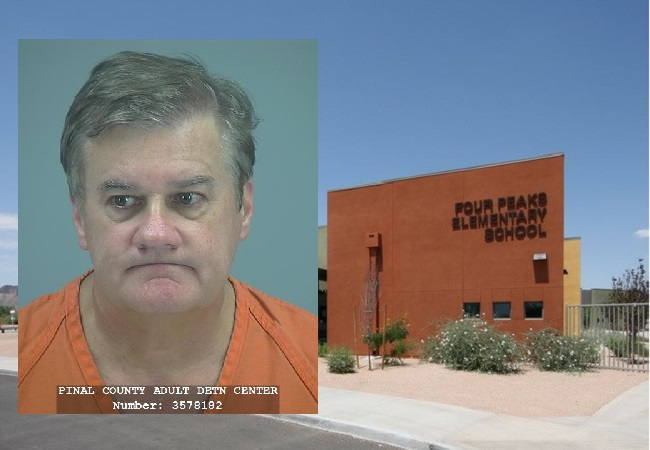 Apache Junction Elementary School Principal Arrested for Luring Teen Girls Online