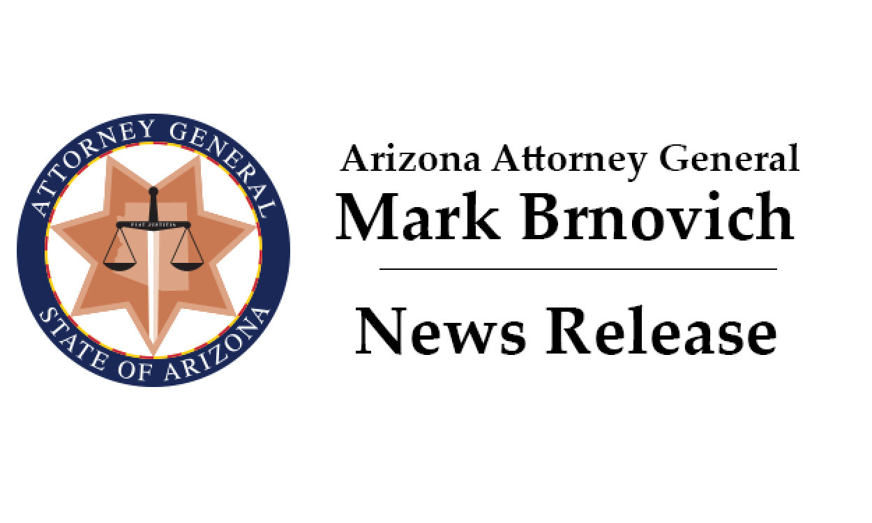Arizona Attorney General Brnovich Files Bill of Complaint in the U.S. Supreme Court Against Purdue Pharma & the Sackler Family