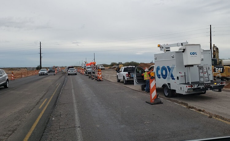 Construction Crews Cut Lines Killing Cox Services for Many San Tan Valley Residents