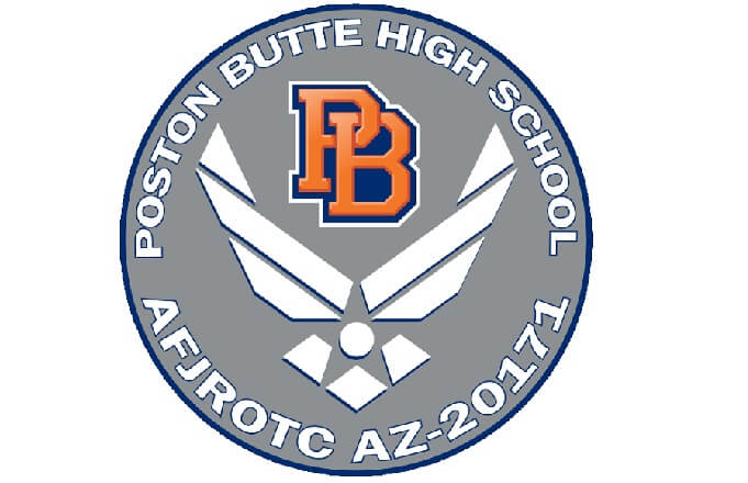 Air Force JROTC Fits Perfectly with Poston Butte's S.T.E.M Diploma