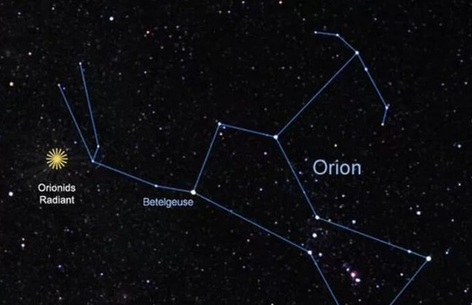 Orionid Meteor Shower 2017: When, Where & How to See It This Weekend