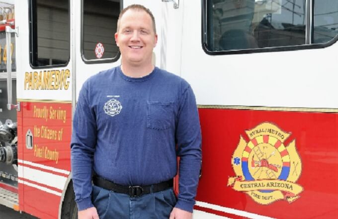 Neighbor Highlight: Engineer/ Paramedic Phil Pifer