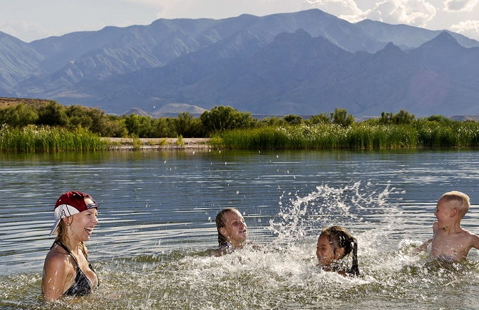 Make Memorial Day Weekend Plans with Arizona State Parks